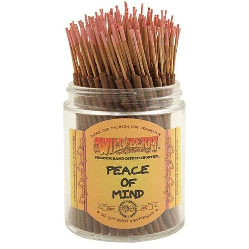 キャスト立ち寄る管理する心の平和 – Wild Berry Shorties Incense Sticks – 100