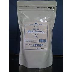 塩化マグネシウム[にがり]500g「食品添加物」