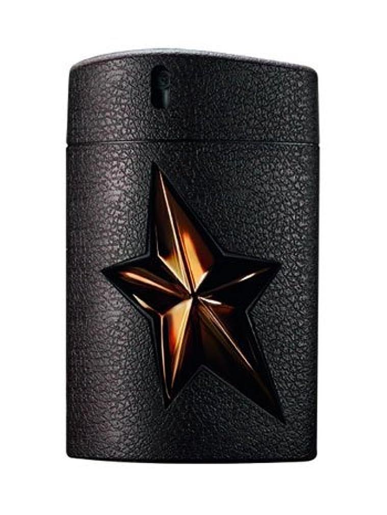 敬礼裁定タッチA*Men Les Parfums de Cuir (エイメン レ パルファム デ キュアー) 3.4 oz (100ml) EDT Spray Refillable by Thierry Mugler for Men