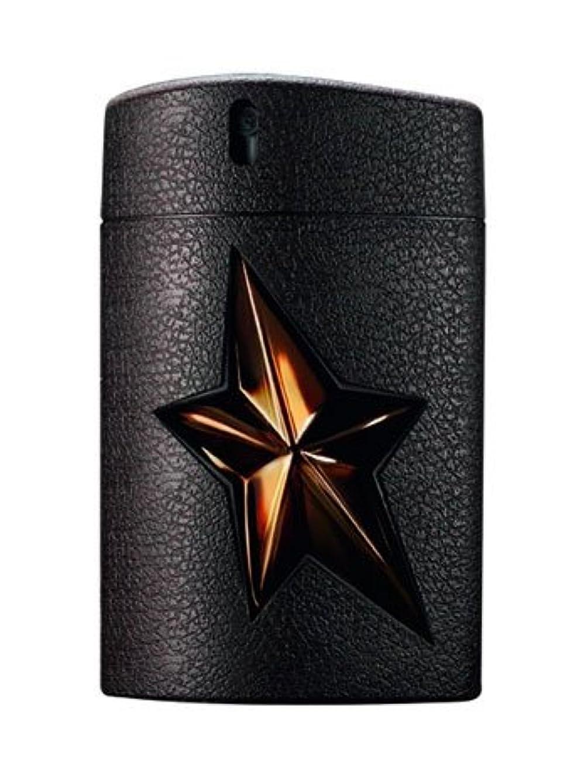 レジ暗くする解読するA*Men Les Parfums de Cuir (エイメン レ パルファム デ キュアー) 3.4 oz (100ml) EDT Spray Refillable by Thierry Mugler for Men