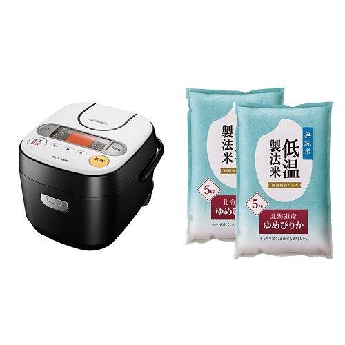 アイリスオーヤマ 炊飯器 マイコン式 銘柄炊き 5.5合 R...