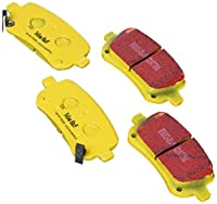 EBC Brakes DP41840R Yellowstuff Street and Track Brake Pad [並行輸入品]