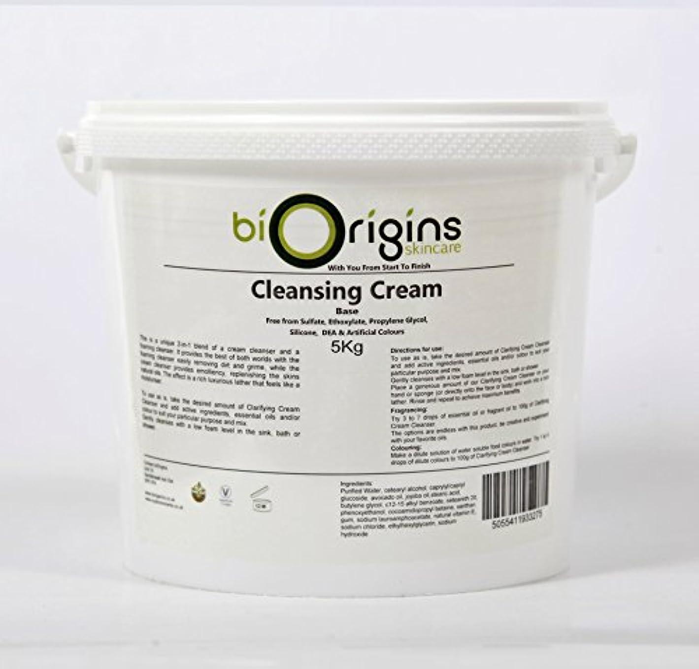 空ポインタ滅多Clarifying Cleansing Cream - Botanical Skincare Base - 5Kg