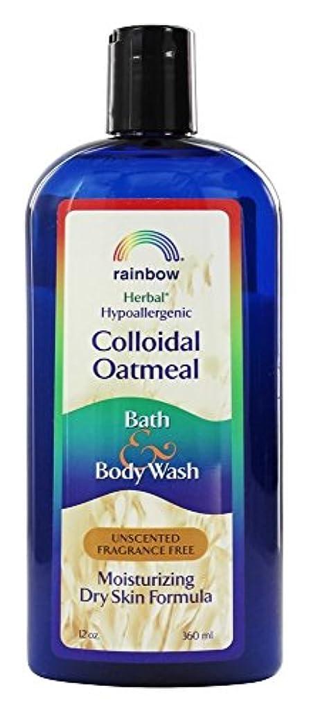 本会議エリートフリルRainbow Research - コロイド オートミール風呂と無香料ボディソープ - 12ポンド [並行輸入品]