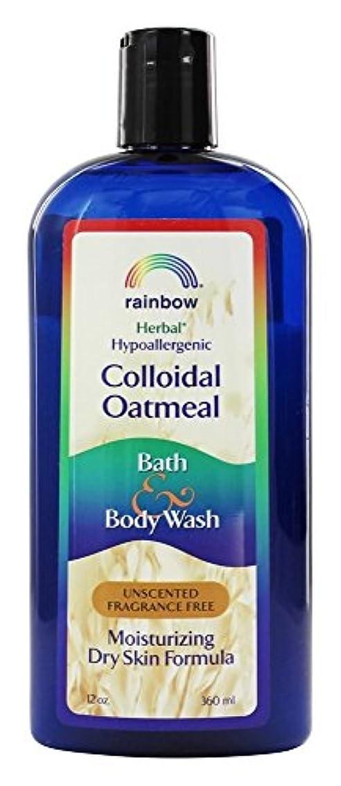 メディカル石協会Rainbow Research - コロイド オートミール風呂と無香料ボディソープ - 12ポンド [並行輸入品]