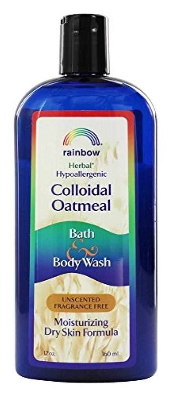 フォーマット鷹挑発するRainbow Research - コロイド オートミール風呂と無香料ボディソープ - 12ポンド [並行輸入品]