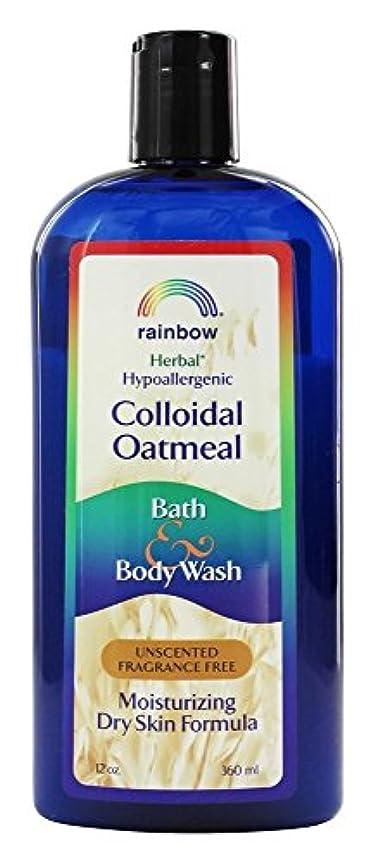 クラウドイチゴ抜け目がないRainbow Research - コロイド オートミール風呂と無香料ボディソープ - 12ポンド [並行輸入品]