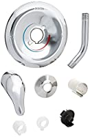 High Quality TL182NH Single Handle PosiTemp Pressure Balanced Shower Trim Kit, Chrome