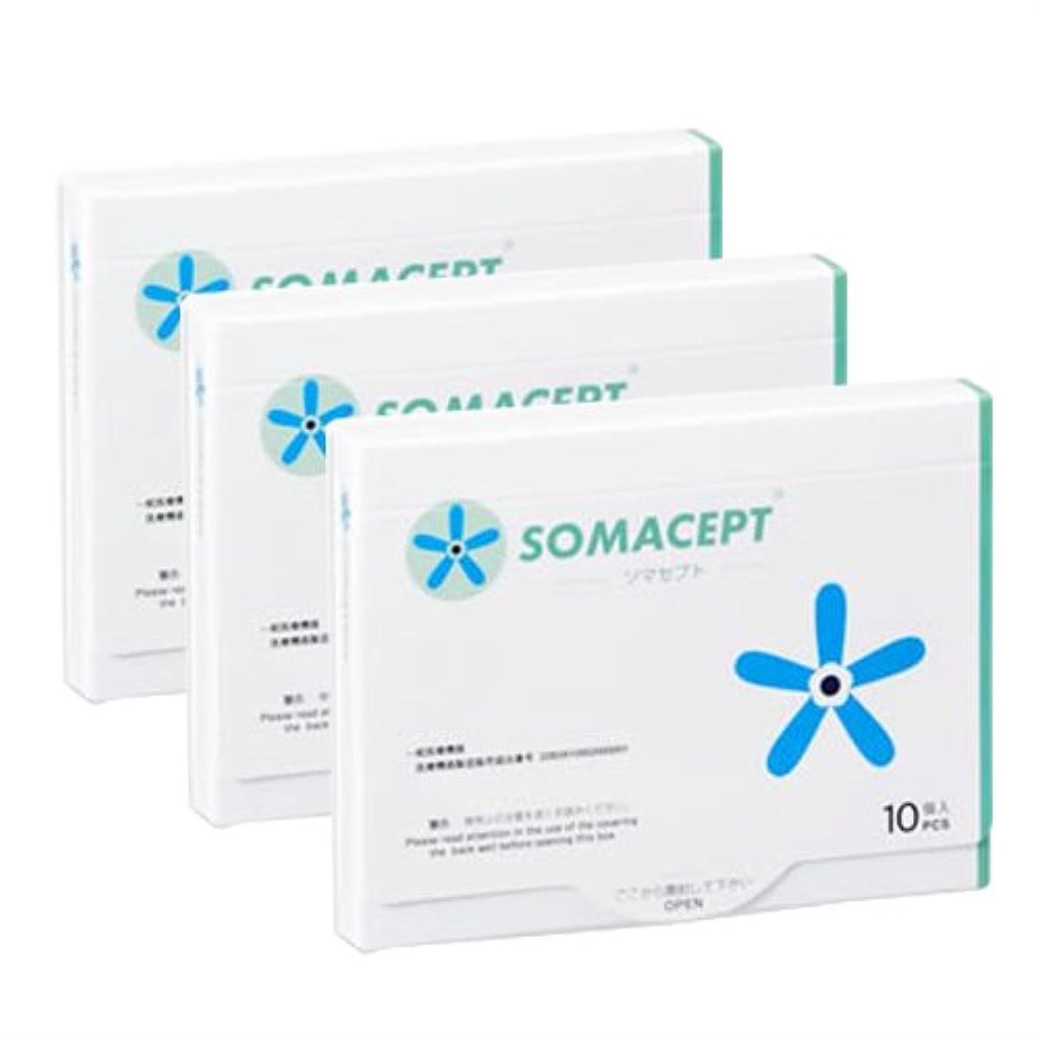 コインさようなら旧正月ソマセプト SOMACEPT 10個入り mini(直径4mm) 3個セット