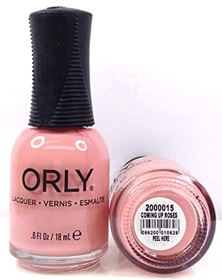 Orly Nail Lacquer - Radical Optimism 2019 Collection - Coming Up Roses - 0.6 oz / 18 mL