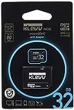 エッセンコア クレブ microSDHC メモリカード 32GB Class10 UHS-I SD 変換アダプタ 付属 永久保証 U032GUC1U18-DK