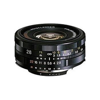 VoightLander 単焦点広角レンズ COLOR-SKOPAR 28mm F2.8 SLII N Aspherical EF CS28SL2NEF