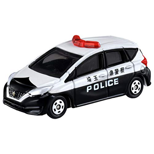 トミカ 021 日産 ノート パトロールカー