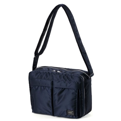 (ヘッド・ポーター) HEAD PORTER | TANKER-STANDARD | SHOULDER BAG (L) NAVY