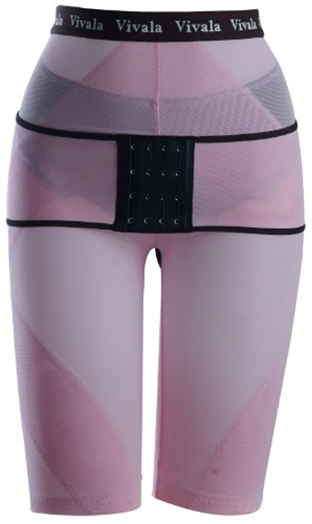 ペストリー床動機きれいやせたい ベルト付骨盤美腹ガードル(ピンク) 82サイズ