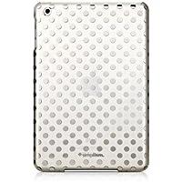 Simplism iPad mini フローティングパターンカバー 保護フィルム・折り畳みスタンド付属 ミラードット TR-PCIPDM12-MD