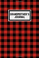 Grandmother's Journal: Memories And Keepsake Gift For My Grandchild With Prompts Notebook