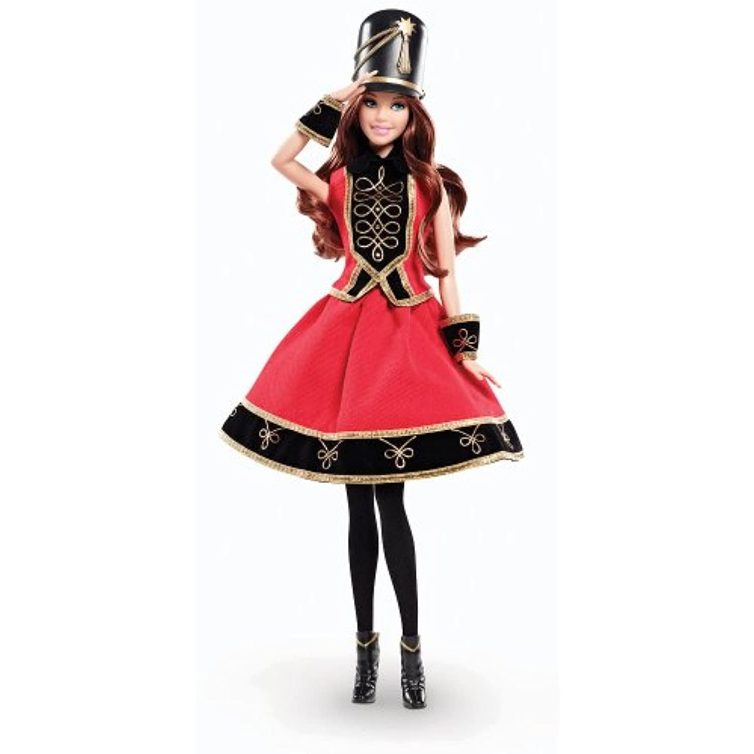 Barbie FAO Schwarz Toy Soldier Doll - Brunette/USショップ限定