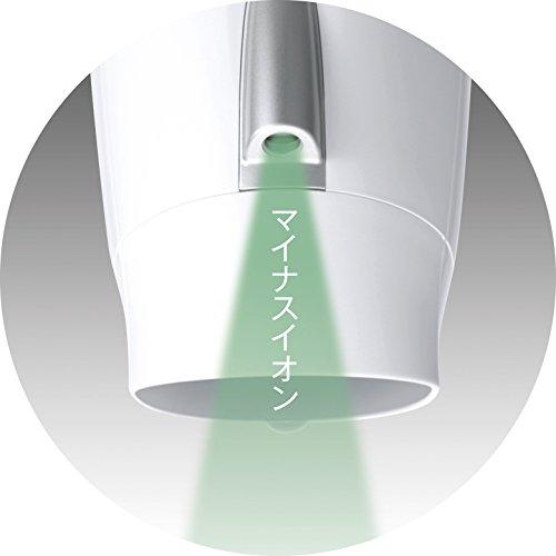 パナソニック ヘアドライヤー イオニティ 白 EH-NE18-W