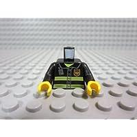 レゴ ミニフィグ 【トルソー】 300_Black