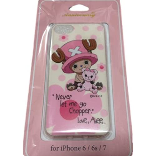 サマンサ ONE PIECE ワンピース コラボ iPhone 6/6s/7 ケース チョッパー&アイミー 携帯スマホカバー