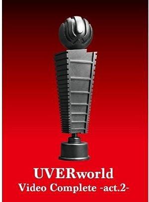 UVERworld Video Complete-act.2-(初回生産限定盤) [DVD]