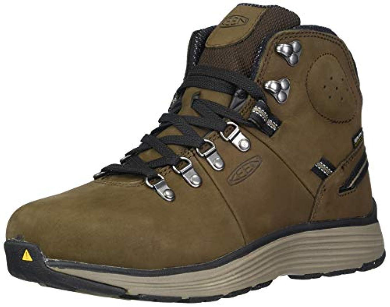焦げこんにちはそれら[キーン] 安全靴 MANCHESTER 6