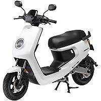XEAM 電動バイク「niu M+(ニウ エム プラス)」 ホワイト XM-MNIUMPWH 【原付2種】公道走行可能