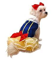 Anit Accessories AP1005-XS Snow Princess Pet Costume X-SMALL