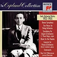 Copland;Early Orch.Works