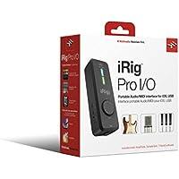 IK Multimedia iRig PRO I/O ハイエンド・オーディオ/MIDIインターフェイス【国内正規品】