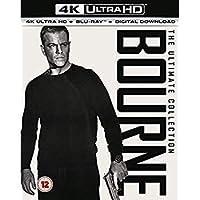 Bourne 4K Collection (4K UHD+BD+UV) [Blu-ray] [2017] [並行輸入品]