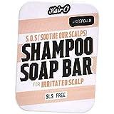 [Hair O ] S.O.S Oの髪は、私たちの頭皮シャンプー石鹸バー100グラムを落ち着かせます - Hair O S.O.S Soothe Our Scalps Shampoo Soap Bar 100g [並行輸入品]