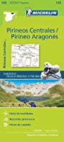 Pirineos Centrales - Zoom Map 145 (Michelin Zoom Maps)