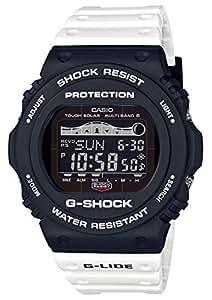 [カシオ]CASIO 腕時計 G-SHOCK ジーショック G-LIDE 電波ソーラー GWX-5700SSN-1JF メンズ