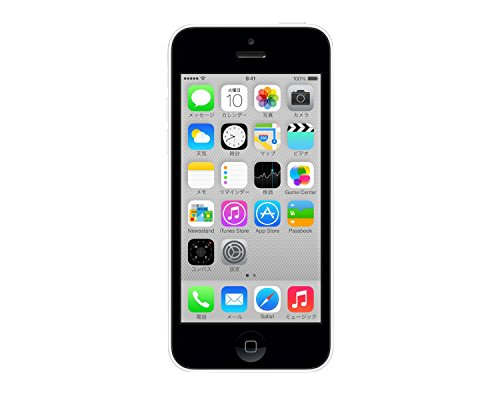 アップル iPhone 5c 16GB White