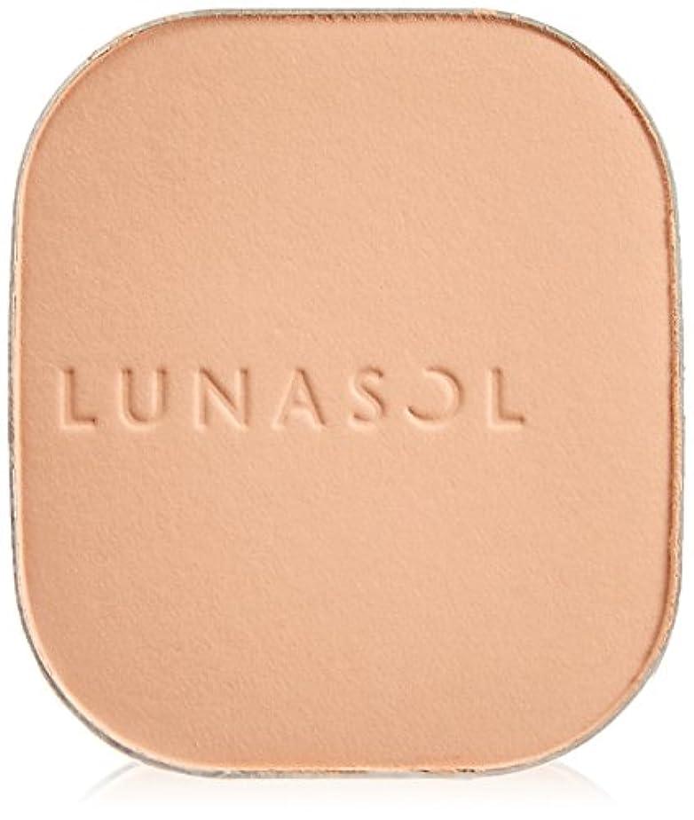 虎労働者部分的ルナソル(LUNASOL) ルナソル スキンモデリングパウダーグロウ SPF20/PA++ ファンデーション パクト オークル02 単品