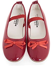 (IN MODE) キッズ フォーマル 靴 軽量 滑り止め加工 靴ずれ防止 ネックレス ブレス の3点セット A-238