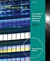 Concepts in Enterprise Resource Planning, International Edition by Ellen Monk Bret Wagner(2012-07-27)
