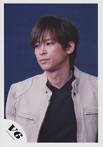 ジャニーズ公式生写真 V6 【坂本昌行】 ブイシックス