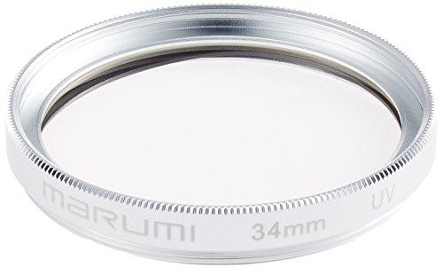 MARUMI UVフィルター UV34mm 103244
