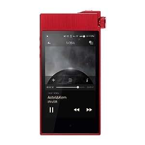 アユート Astell&Kern AK100II Type-S Red Hot 64GB (数量限定品カラー、ハイレゾ音源対応) AK100II-64GB-RED-J AK100II-64GB-RED-J