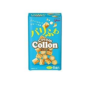江崎グリコ クリームコロン 6袋