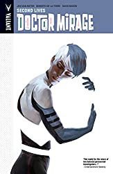 The Death-Defying Dr. Mirage Vol. 2 (The Death-Defying Dr. Mirage (2014))