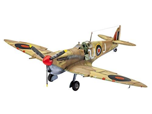 ドイツレベル 1/48 イギリス空軍 スピットファイア Mk.Vc プラモデル 03940の詳細を見る