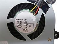 新品ラップトップCPUの冷却ファン互換 CLEVO C4500 BS5005HS-U89 6-31-W25HS-100-1 DC 5V 0.5A
