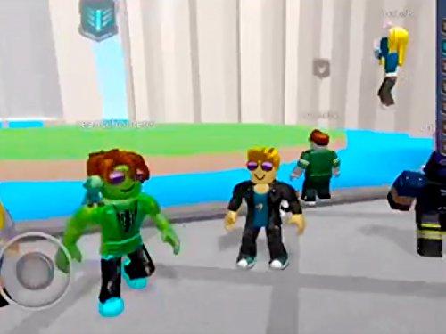 ビデオクリップ: Roblox Disaster Dome ゲームプレイ...