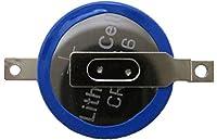 タブ付きボタン電池 CR1616 10個 ゲームボーイ・アドバンス用