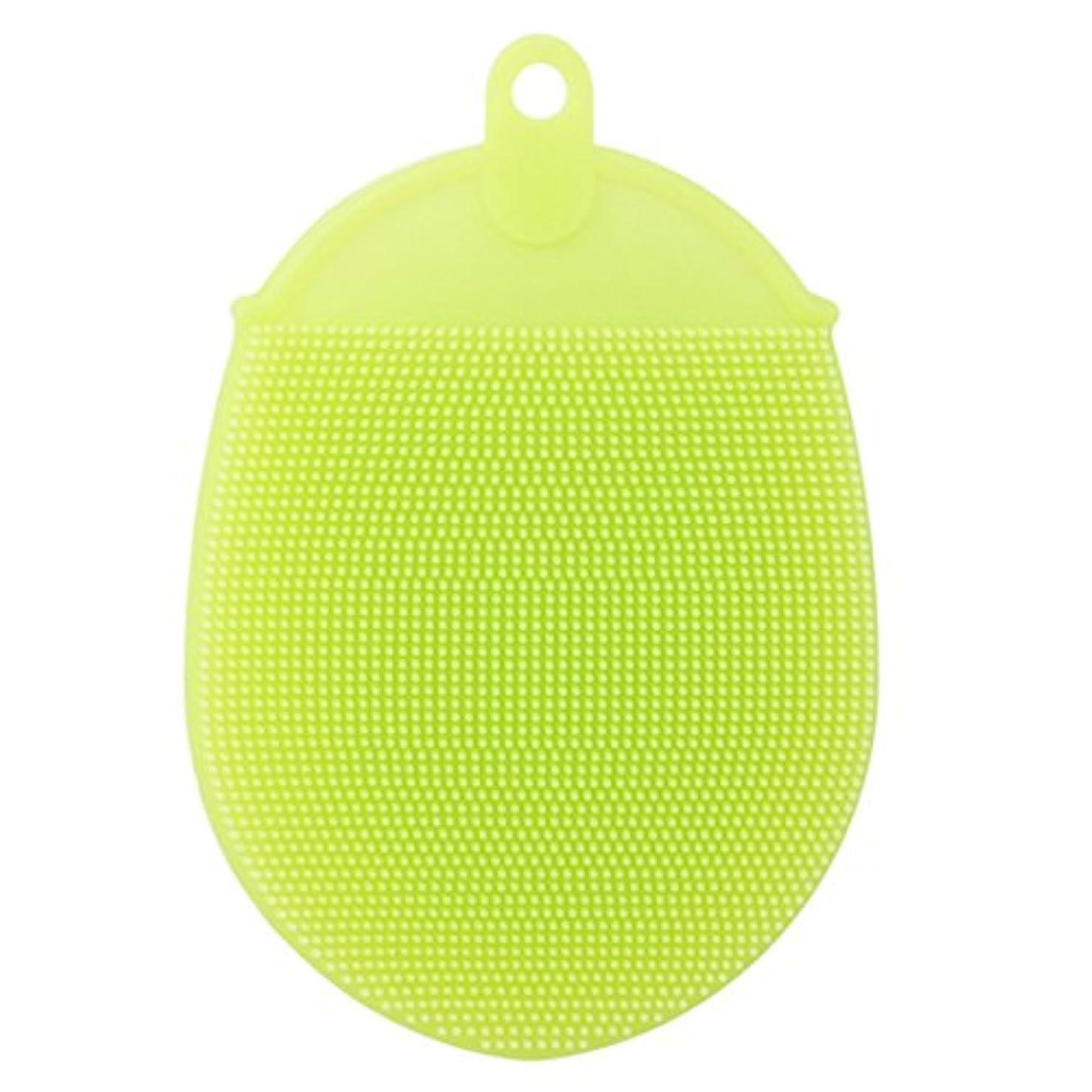 免除する有益なブロックKLUMA ボディタオル シリコーン 垢すり手袋 バスブラシ マッサージ 毛穴の清潔 角質除去 フェイス ボディ 足