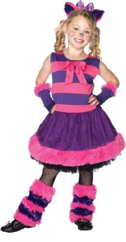 Cheshire Cat Child Costume チェシャ猫チャイルドコスチューム♪ハロウィン♪サイズ:Large